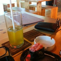 Photo taken at Sumo Sushi by Ferry Y. on 6/29/2011