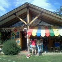 Photo taken at La Casita De Cuento Chocolateria Fina Y Artesanal by Andrea T. on 9/17/2011