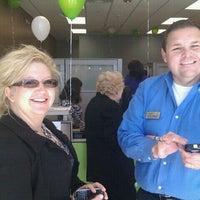 Photo taken at H & R BLOCK by Teresa T. on 1/28/2012