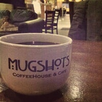 Photo taken at Mugshots Coffeehouse by Paul B. on 12/27/2011