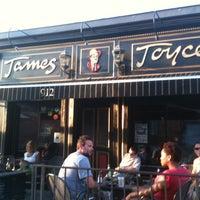 Photo taken at James Joyce Irish Pub by Travis C. on 6/18/2012