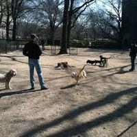 Photo taken at Bull Moose Dog Run by MLL🙋♍✨ on 3/9/2012
