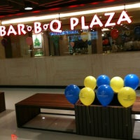 Photo taken at Bar B Q Plaza by Max on 4/6/2012