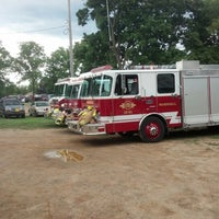 Photo taken at Calhoun County Fairgrounds by Derek C. on 8/12/2012