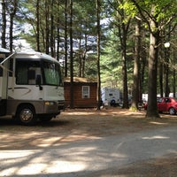 Photo taken at NASCAR RV Resorts at Adirondack Gateway by K S. on 7/8/2012