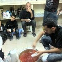 Photo taken at مضيف أبي الفضل العباس by Mazin B. on 12/5/2011