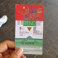 Foto scattata a Stazione La Spezia Centrale da Tuana A. il 8/2/2012