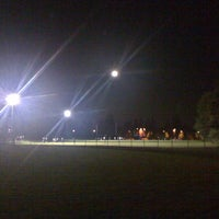 Photo taken at South Surrey Athletic Park by Andrew H. on 10/13/2011