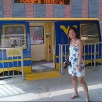 Photo taken at Walnut PRT Station by James J. on 7/6/2012