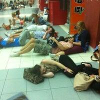 Photo taken at Zakynthos International Airport Dionysios Solomos (ZTH) by Аня К. on 8/20/2012