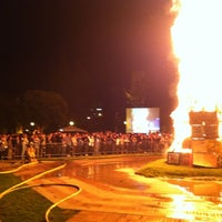 Photo taken at UCLA Wilson Plaza by J R R. on 11/22/2011
