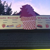 Photo taken at The Whole Scoop by Allison S. on 7/4/2011