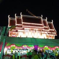 Photo taken at วัดอุทัยธรรมาราม by vee v. on 1/25/2012
