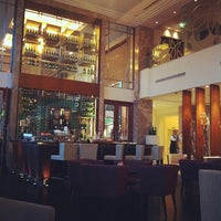 Photo taken at Sheraton Bratislava Hotel by Roberto D. on 6/27/2012