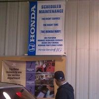 Photo taken at Sport Honda by Jeremy E. on 1/13/2012