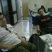 Photo taken at Graha Pena, Pontianak Post by Andrie-Enno on 12/26/2011