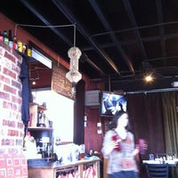 Photo taken at The Wedge Pizzeria by Jim F. on 3/8/2012
