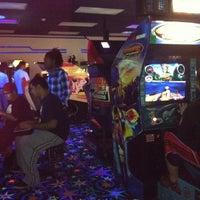 Photo taken at Arcade Odyssey by Valentina F. on 2/18/2012