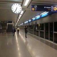 Photo taken at MRT Bang Sue (BAN) by GubGam W. on 8/27/2012