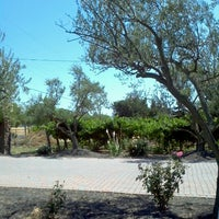 Photo taken at Robledo Family Winery by Paul on 8/13/2012