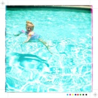 Photo taken at Pool @ At The Bay by Summer C. on 5/22/2012