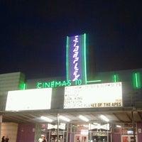 Photo taken at Starplex Cinemas Irving 10 by Alex T. on 11/19/2011