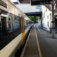 Photo taken at Sevenoaks Railway Station (SEV) by Lorna S. on 5/2/2011