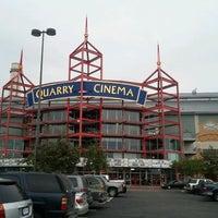 ... Photo taken at Regal Cinemas Alamo Quarry 16 by Adrian F. on 12/18 ...