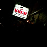 Photo taken at Boem by Miles D. on 4/26/2012