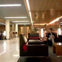 Photo taken at Air France Lounge by SHIN S. on 10/4/2011