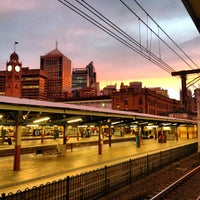 Photo taken at Central Station (Platforms 16 & 17) by M!N on 6/21/2012