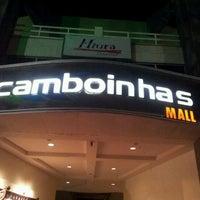 Foto tirada no(a) Camboinhas Mall por Renan T. em 11/27/2011