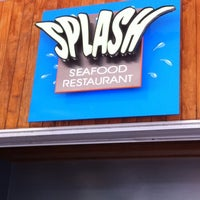 Photo taken at Splash Seafood by Melissa K. on 9/22/2011