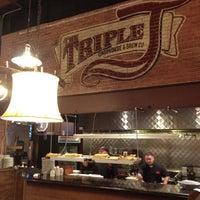Photo taken at Triple J Chophouse by Jeff H. on 6/27/2012