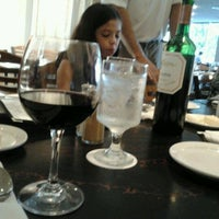 Photo taken at Brave New Restuarant by Virginia S. on 8/30/2011