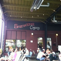 Photo taken at Asheville Brewing Company by Catherine on 5/19/2012