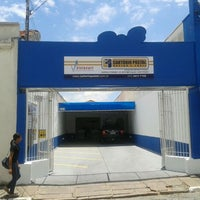 Photo taken at Cartorio Postal Unidade Atibaia by Adriana  Fatima S. on 11/18/2011