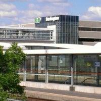 Photo taken at Burlington GO Station by Jeff A. on 6/23/2012