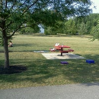Photo taken at Bell Tavern Park by Natalie N. on 7/5/2012