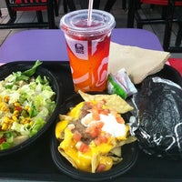 Photo taken at Taco Bell by Sandra S. on 7/26/2012