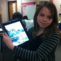 Photo taken at Cedar Creek Elementary by Jon S. on 3/21/2012