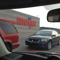 Photo taken at Meijer by Kelly H. on 8/14/2012