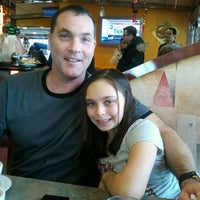 Photo taken at Infinity Diner by Kathleen B. on 12/27/2011