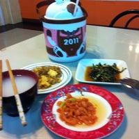 Photo taken at ร้านอาหาร 199 บขส.สีคิ้ว by Siripak P. on 4/19/2011