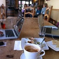 Photo taken at Press Coffee by Alex D. on 2/25/2011