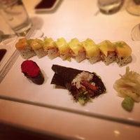 Photo taken at Doma Sushi by David C. on 6/15/2012
