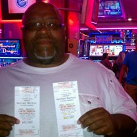 Photo taken at Nathan Burton Comedy Magic at Planet Hollywood Saxe Theater by Traveler L. on 5/17/2012