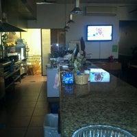 Photo taken at La Pergola Cafe by NESTOR N. on 10/10/2011