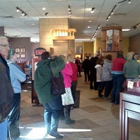Photo taken at Panera Bread by Kyle F. on 1/3/2012