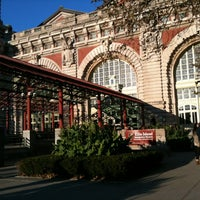 Photo taken at Ellis Island by Kim B. on 11/5/2011